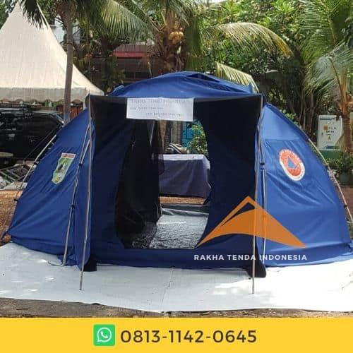 Tenda Dome Depan www.Tenda-Tenda.Com