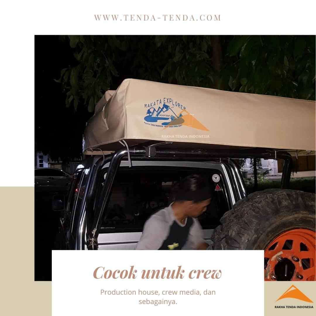 tenda di atas mobil