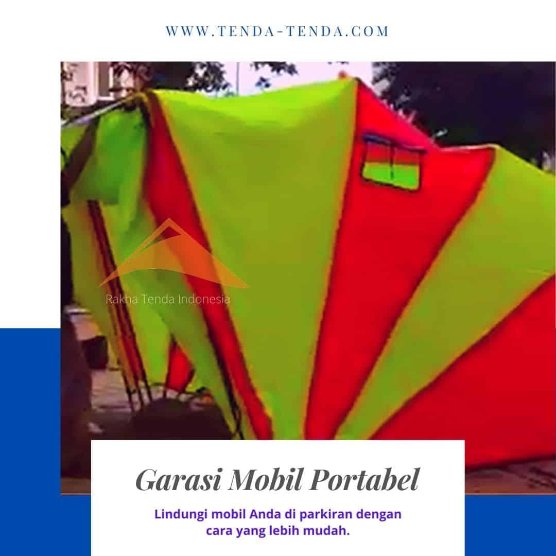 Garasi Mobil Portabel