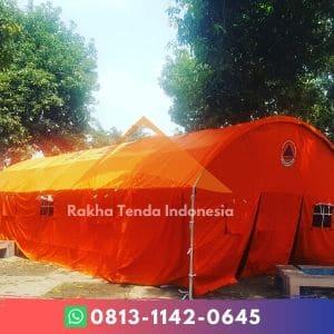 Produk tenda posko bnpb