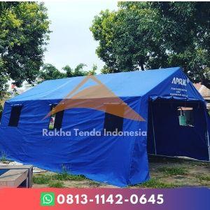 gambar tenda posko untuk brand csr