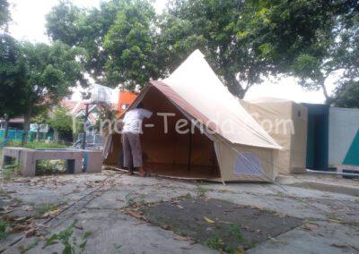 Produksi Tenda Glamping di Jakarta