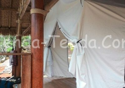 Tenda glamping model Gazebo